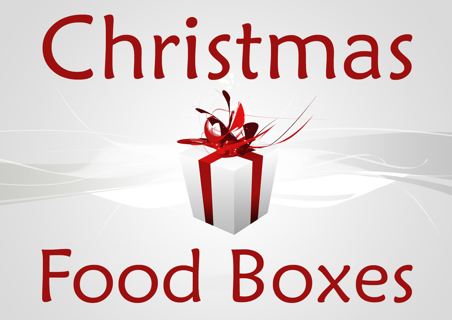Christmas food boxes lions club of avon oh